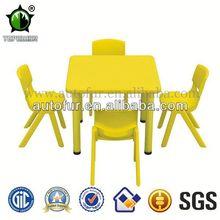 School polypropylene kids foam chair