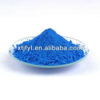 Blue Inorganic Pigments for Engineering Plastics