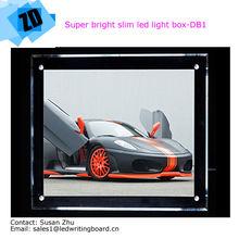 Super bright photo light box for ad display