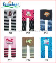 2014 del niño del bebé más cálido leggings, Bebé pantalones de los PP