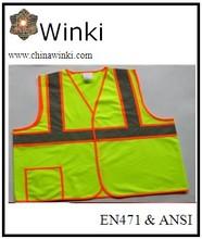 designer safety vest