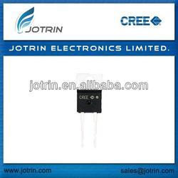 CREE C3D10065I Diodes & Rectifiers,C2D10120D,C3D02060A,C3D03060E,C3D03060F