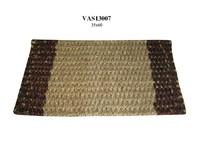 Vietnam handmade Seagrass door mat from Vietanh seagrass factory