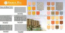 Decorative Texture Coatings For Interior & Exterior Walls