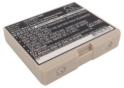 3000mAh Battery 376-744-9 for GE Hellige Defibrillator CardioServ SCP-913 SCP-915 SCP-922
