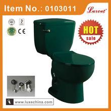 Side Lever Single Flush cheap wc toilet design