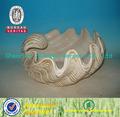 jardim exclusivo ornamentais de cerâmica escudo do mar