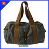 Durable fashion canvas tote bag canvas handbag for ladies, cotton canvas tote bag handbags,women handbags