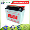 Standard Dry Charge Rechargeable Storage Motorcycle Battery 12N7-4B (12V7AH)