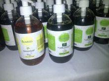 NATURAL OLIVE OIL/BAY LAUREL LIQUID SOAP