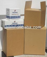 Corrugated Carton, Bubble Rolls