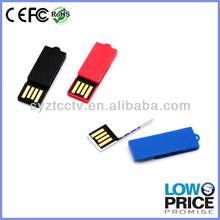 Paper Clip USB Flash Drive Custom Logo