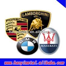 Custom car emblem badge logo