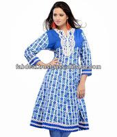 ladies kurti latest design | fancy 2013 designer kurtis