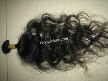 Raw Unprocessed Virgin Malaysian Deep Curly Hair Natural Color