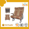 luxury bus seat leather cushion