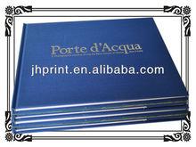 cheapest landscape Hardcover album,casebound photo book printing factory