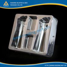 custom plastic blister packaging box insert