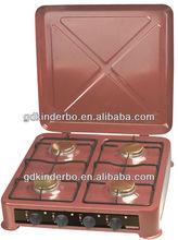 4 Burner gas stove