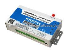 GSM RTU SMS control operator with Pulse input, vending machine remote control alarm RTU5016 GSM RTU SMS remote controller