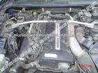 JAPAN JDM USED ENGINE TRANS ECU SILVIA 240SX JDM RB26DETT for vehicle NISSAN SKYLINE R32 GTR TWIN TURBO