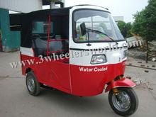 Indian 4 stroke petrol fuel ompact 4s tvs king bajaj passengr tricycle for sale