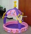 inflable de la natación de la piscina