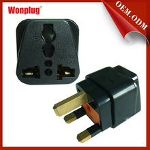 New Arrival tarvel adapter electrical plug (250v,13a),uk universal adapter plug ,3 pins plug adapter, England,Singapore,Hong Ko