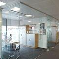 Swing vidro da porta do escritório yg-d117