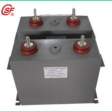 high energy pulse power capacitors