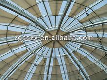 Indoor sunshade FSS skylight roof blind