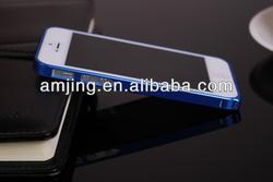 Amazing Cross line Aluminum Bumper frame case for Iphone 4s mini
