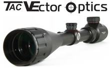 Vector Optics Martel 4-16x50AOE Hunting Riflescope Adjustable Objective Lens 10M Mil-dot