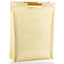 Bamboo Handle Jute Shopping Bags