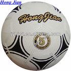 2014 5# rubber soccer balls sporting goods