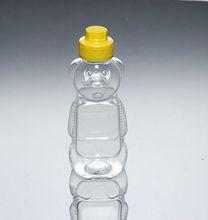 Transparent Squeezable Plastic New PET Bottle