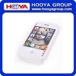 Wholesale 11.5*5.9CM Custom Playing Cards Iphone Poker