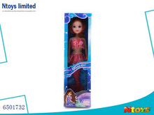 "6501732 18"" DOLL LITTLE MERMAID WITH LIGHT"