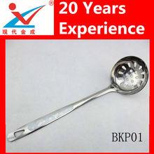 2013 nuevo diseño de la cocina de plata utensilios
