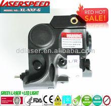 practical tactical mini green laser riflescope