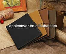 Hot Selling Retro Leather Case for iPad Air