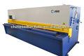 shs hidráulica de la serie de la placa de corte de la máquina