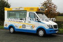 Ice Cream Van - 2014 Amalfi
