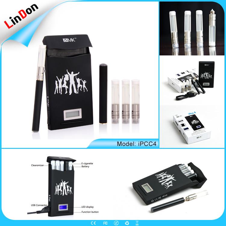 E Cigarette Liquid Wicked