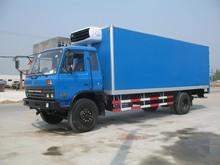 12T-15T food box van truck,refrigerator cooling van for sale