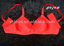 Manufacturer hot selling bra thin sex woman cotton bra (8010)