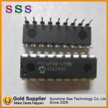 (MCU 8BIT 7KB FLASH 18DIP IC) PIC16F88-I/P