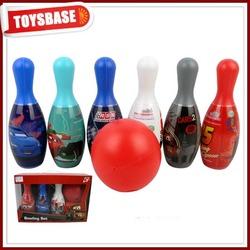 Kids sport plastic funny bowling balls for kids