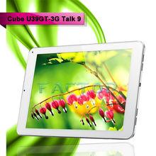 Tablet pc gps 2.0MP+5.0MP GPS Cube Talk 9 Quad core 3G tablet pc