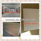 White Melamine Laminated Particle Board High Density Interior Decoration White Melamine Laminated Particle Board